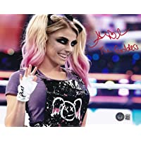 $99 » Beckett BAS Alexa Bliss Inscribed The Goddess Autographed Signed WWE 8x10 Photo Photograph
