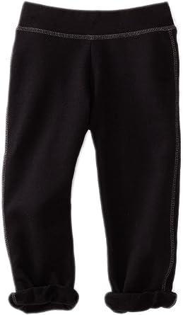 Large Black SOFFE Girls Big Skinny Pant