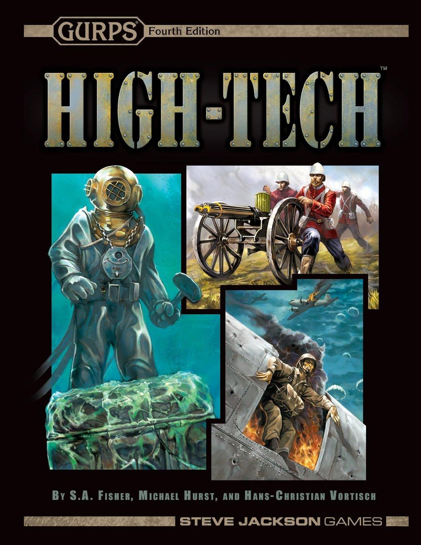 Read Online GURPS High-Tech pdf epub