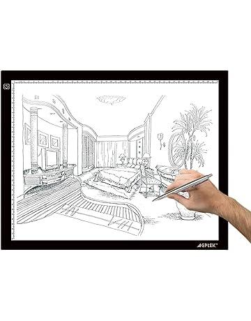 Computer & Büro A3 Tracing Einstellbare Helligkeit Licht Box Zeichnung Bord Kopie Pad Kunst Schablone Künstler Tabelle Skizzieren Ultra Dünne Led Digital Tablets