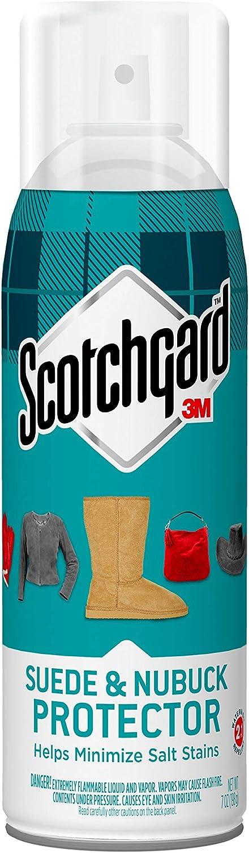 Scotchgard Suede \u0026 Nubuck Protector, 7