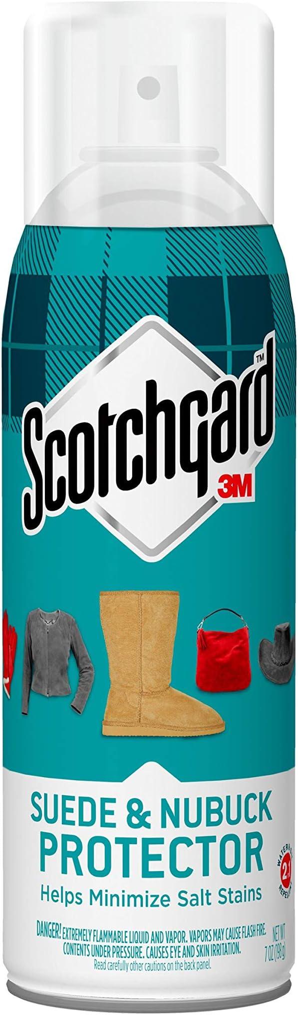 Scotchgard Suede & Nubuck Protector, 7 Ounces