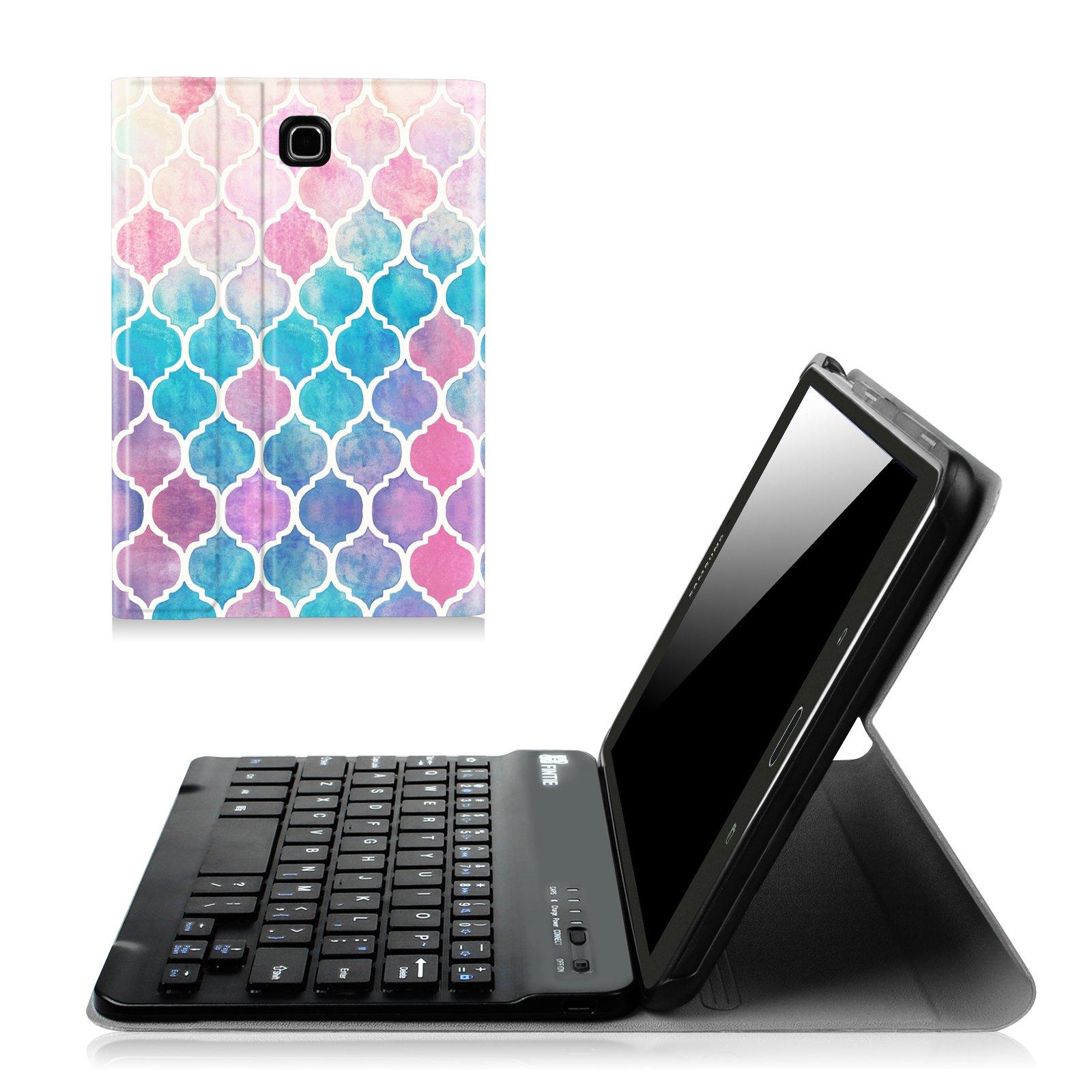 Funda + Teclado Galaxy Tab E 8.0 FINTIE [6XK83DVL]
