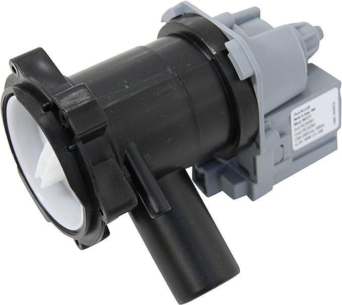 Askoll bomba de desagüe para lavadora Bosch 00144978: Amazon.es ...