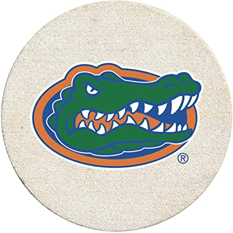 Amazon Com Thirstystone Drink Coaster Set University Of Florida Kitchen Dining