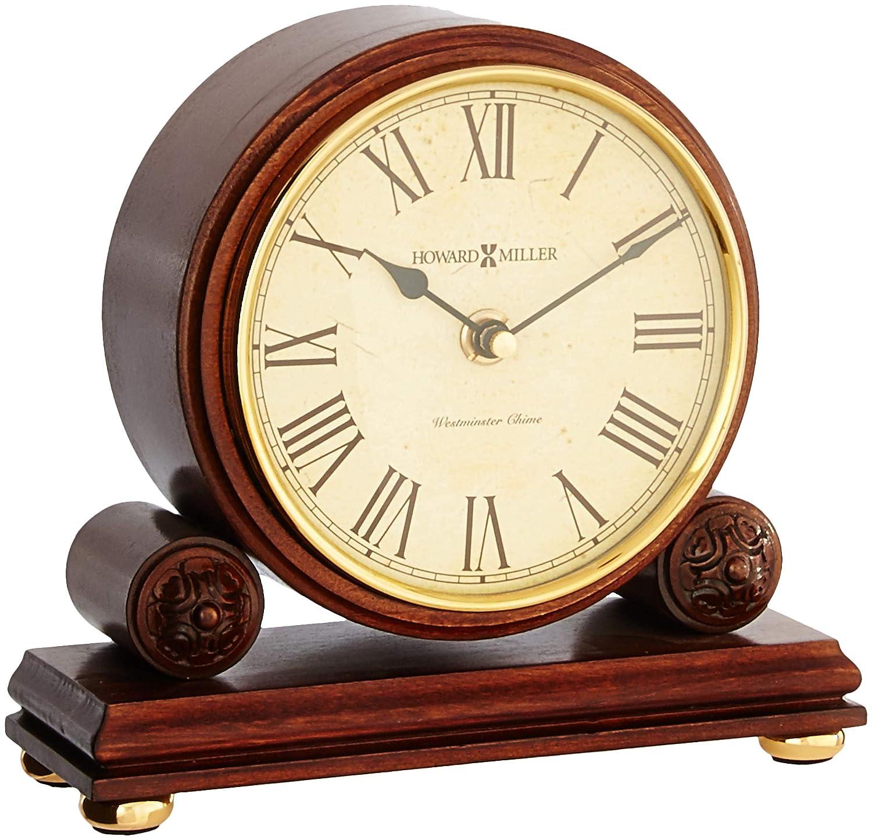 Amazon Howard Miller 635 123 Redford Mantel Clock Home Kitchen