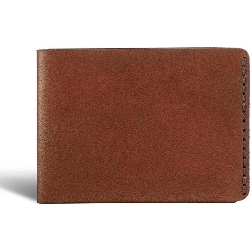 Tailfeather New Holland Bifold Wallet - Walnut durable modeling