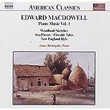 MacDowell: Piano Music, Vol. 1