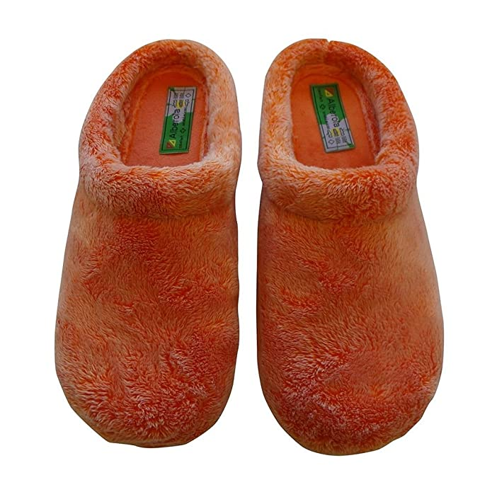 Alberola Hausschuh Pantoffel Orange Z5503 - Eu 37 - 42 (39) OkcGZQgEnE