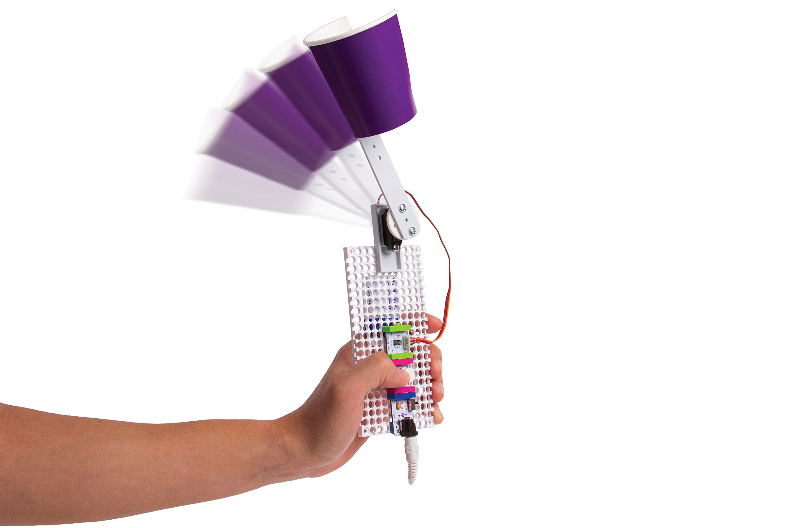 littleBits STEAM Education Class Pack for 18 Students by littleBits (Image #10)