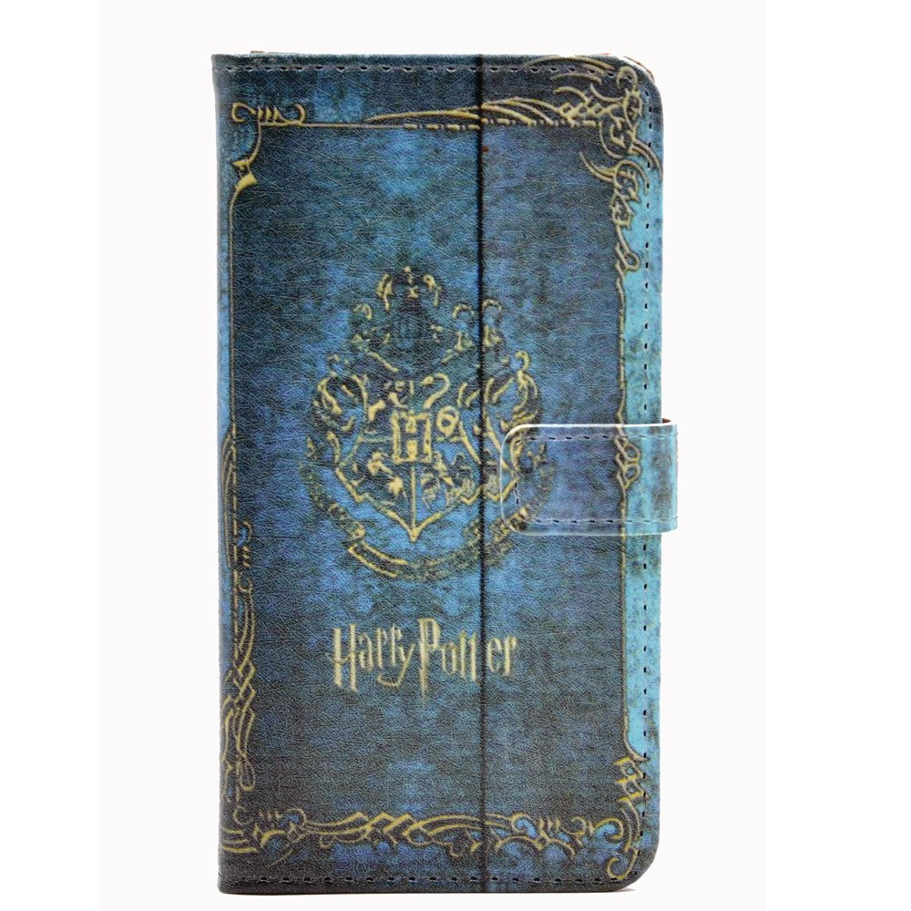 Vintage Diary Planner Journal Book Pattern Slim Wallet Card Flip Stand Leather Pouch Case Cover For Apple iphone 7 New