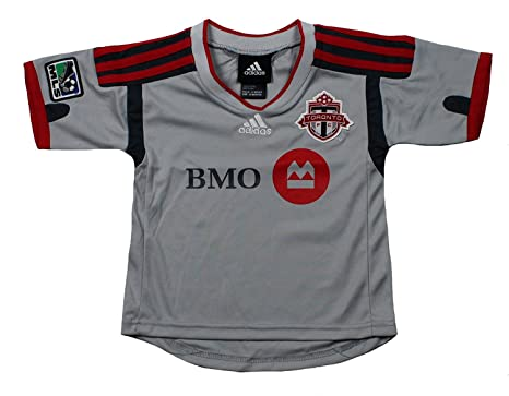 d87bac424 Adidas Toronto FC MLS Toddlers Away Replica Jersey Top