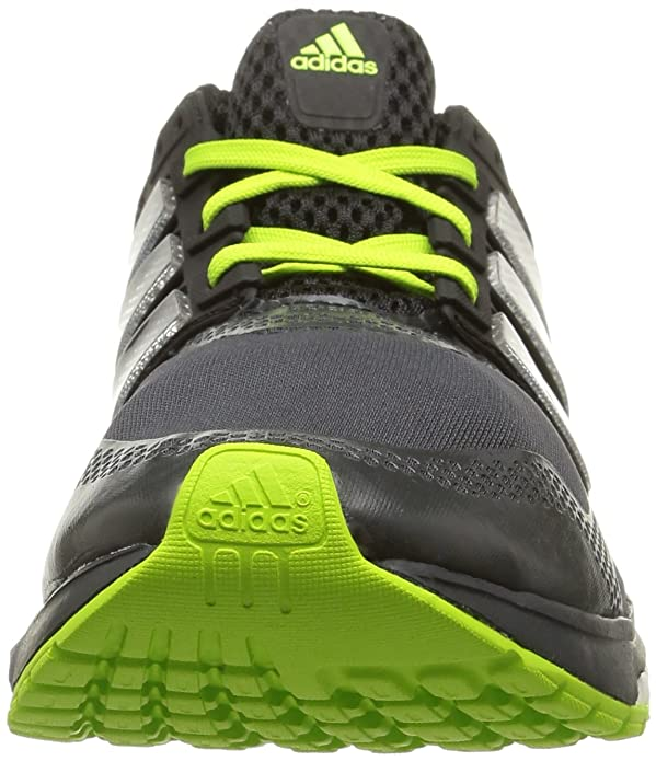 Amazon.com | adidas Response Boost 2 Techfit Mens Running Sneakers/Shoes-Black-6.5 | Road Running