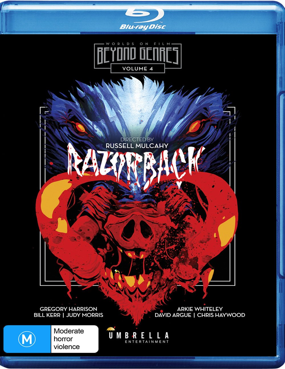 Blu-ray : Razorback (Australia - Import)