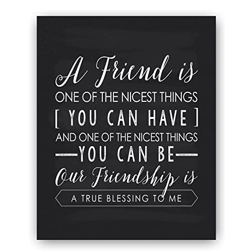 Friendship Quotes Gifts Amazon Com