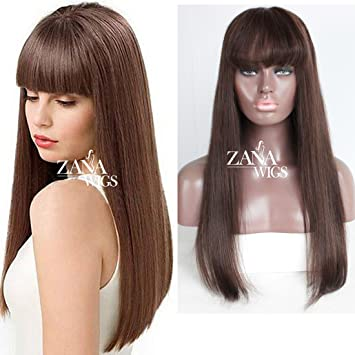 Amazon.com: ZANA Brazilian Virgin Human Hair