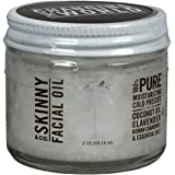 Skinny & Co. Pure All Natural Moisturizing Coconut Oil Facial Oil