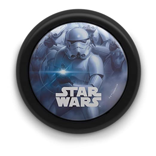 152 opinioni per Philips Star Wars Accessories- wall lighting (Indoor, LED, Multi, Synthetics,