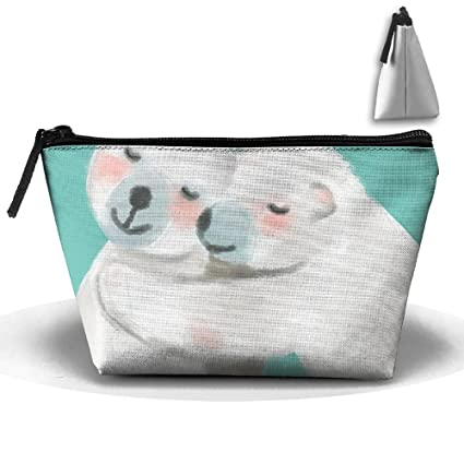 8f89cc9cc4 Bxsnd Animal Lover Valentine Makeup Bag Cartoon Cosmetic Bag Small Makeup  Bag For Women