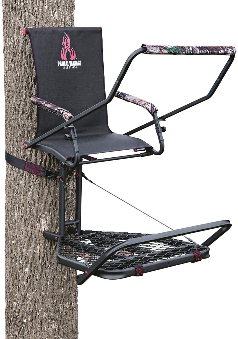 Primal Comfort King Deluxe Hang-On Tree Stand