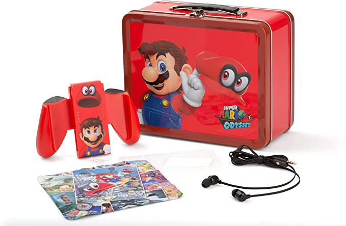 Power A - Lunch Box Tin Kit + Mario GS Design (Nintendo Switch ...