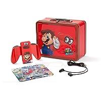 PowerA Nintendo Switch Lunch Box Kit - Super Mario Odyssey Hat