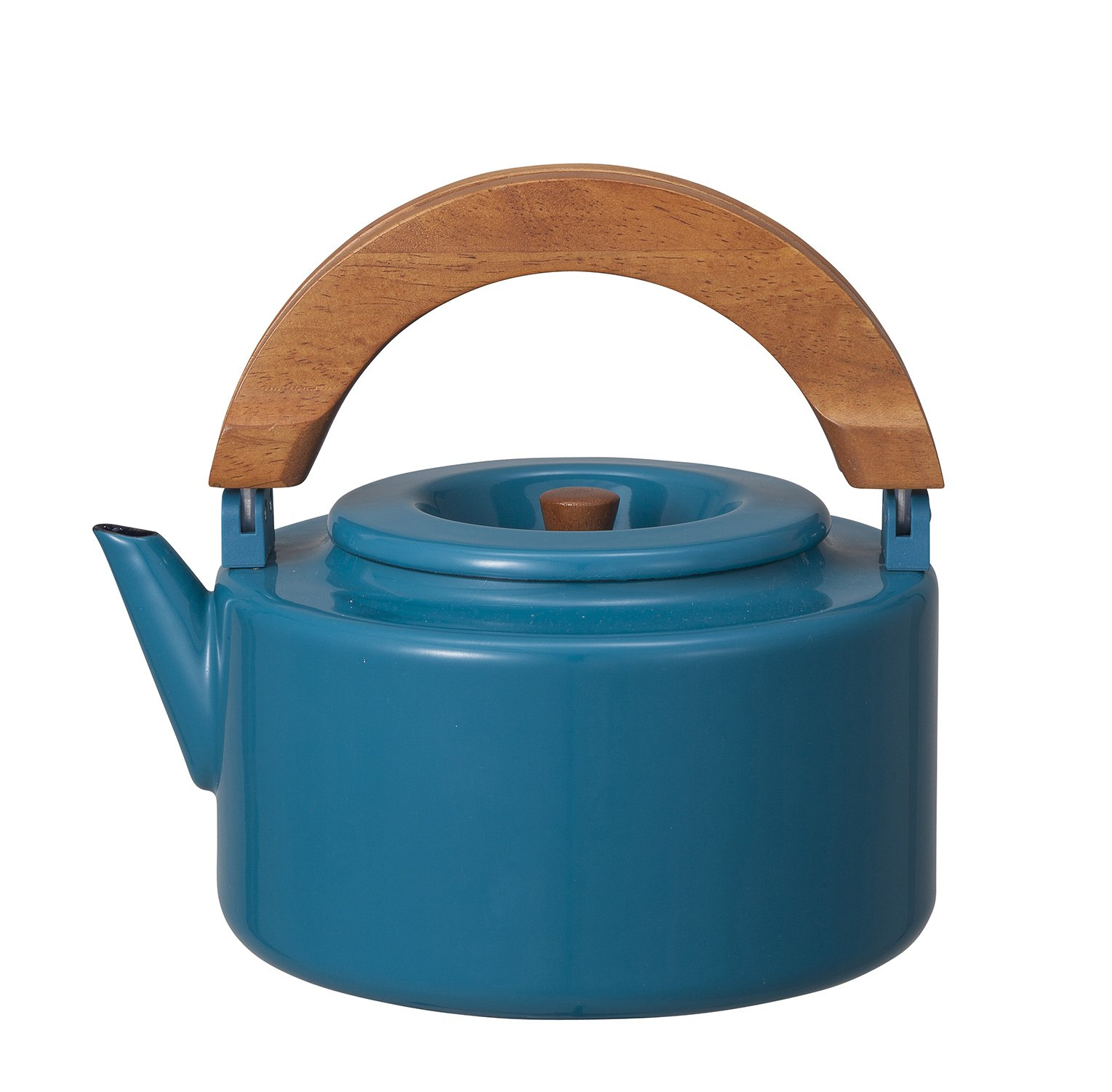 CB JAPAN Nordica Flat Kettle (Turquoise)【Japan Domestic genuine products】
