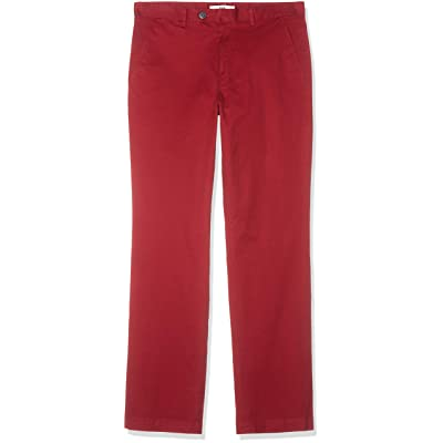 Brand - find. Men's Regular Fit Cotton Chino Pants: Clothing