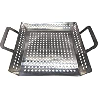 Dracarys Stainless Steel Grill Basket Grill Pan