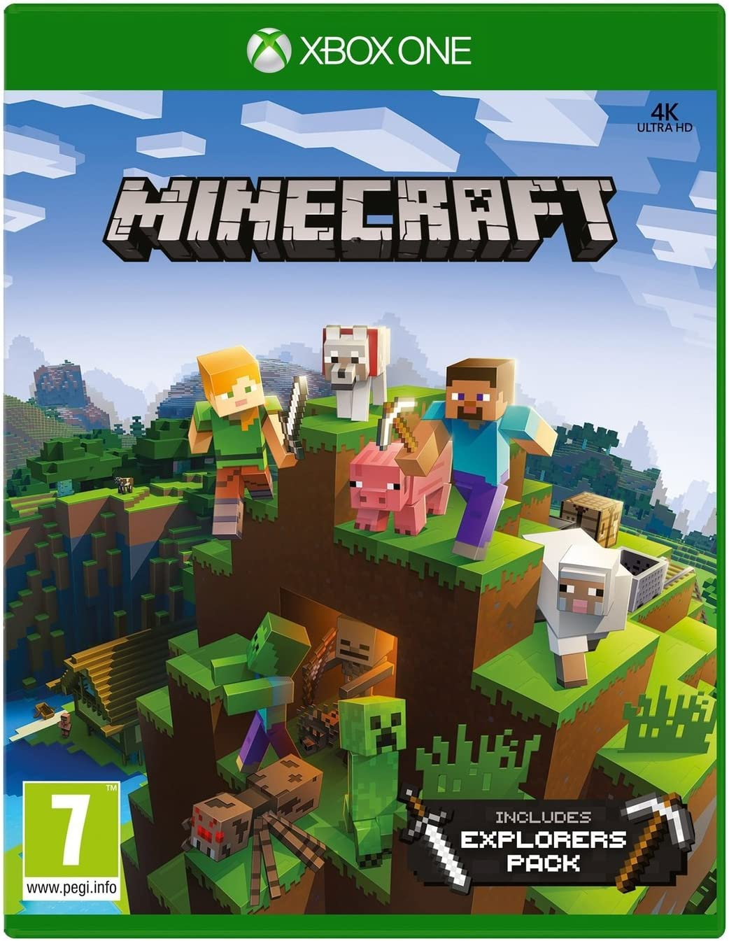 Minecraft Explorer: Microsoft: Amazon.es: Videojuegos