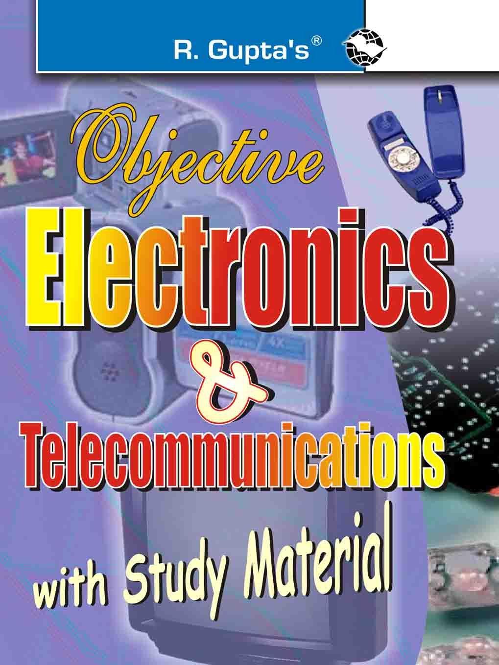 Objective Elect. & Telecomm. Engg pdf