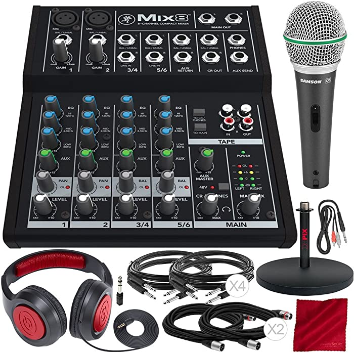Top 9 Home Recording Mixer