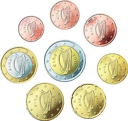 Irlanda - sin Conjunto de Monedas de Euro (1 Cent - 2 euros ...