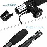 Camera Microphone, EIVOTOR Mic-01 3.5mm Digital