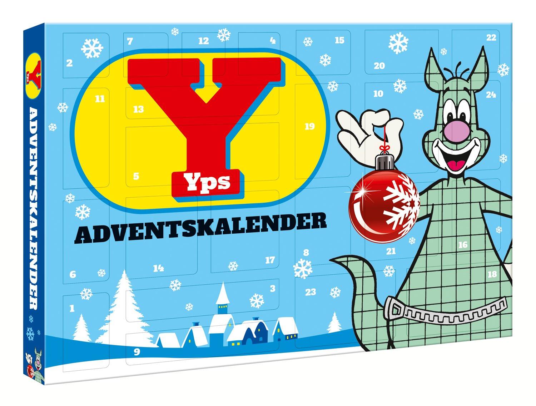 Triple A Toys A-20005 - Adventskalender Yps