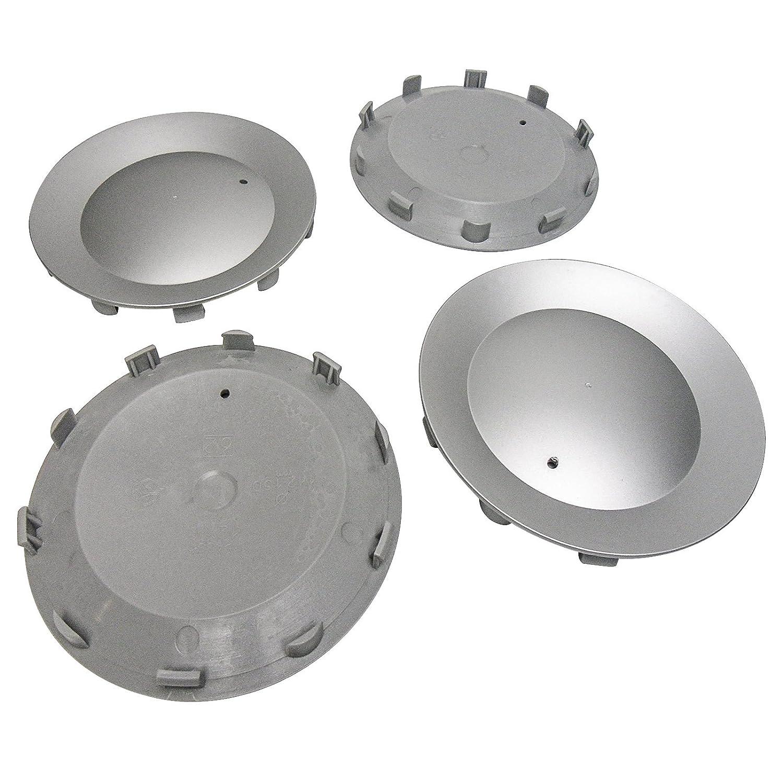 4x Nabenkappen 150 mm / 142 mm Nabendeckel Universal Kappen 150, 0/142, 0 mm Deckel Felgendeckel MYBA-S