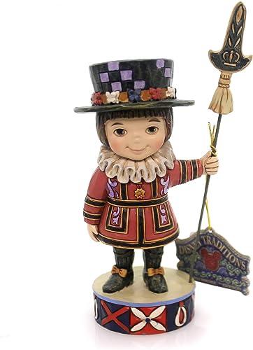 Jim Shore Disney Traditions It s A Small World Sonata Britain Figurine