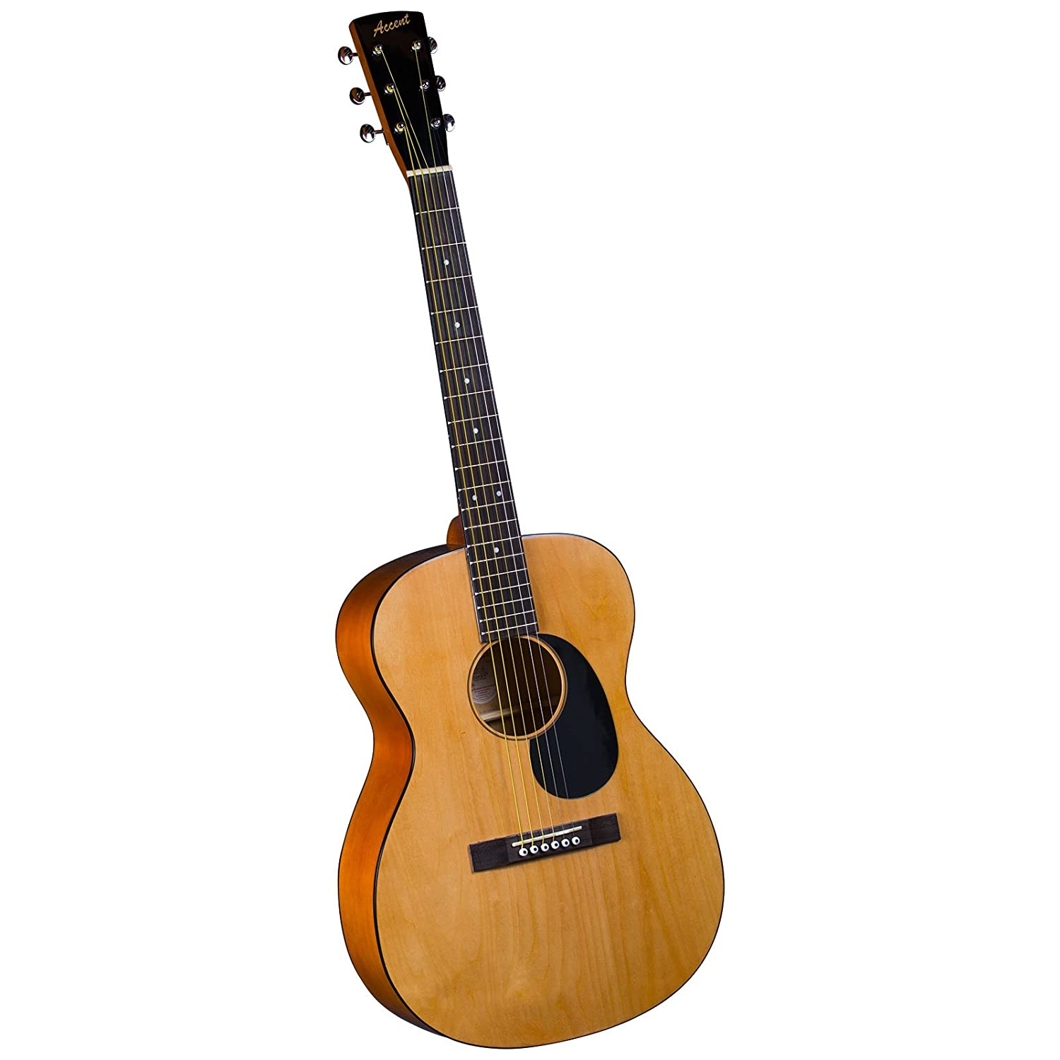 accent cs 2 acoustic folk guitar musical instruments