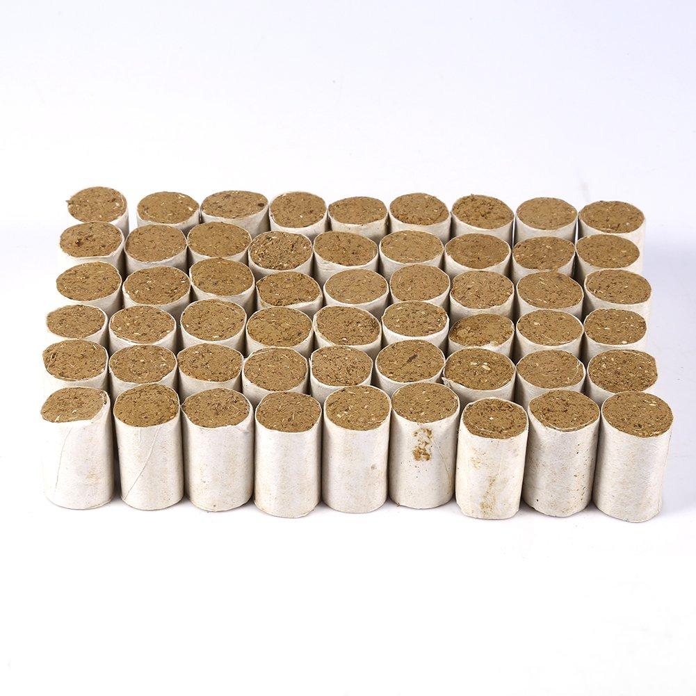 54 pcs Apiculture Fumoir fumigation médicinale Herb fumée Hive Outil de Stériliser Walfront