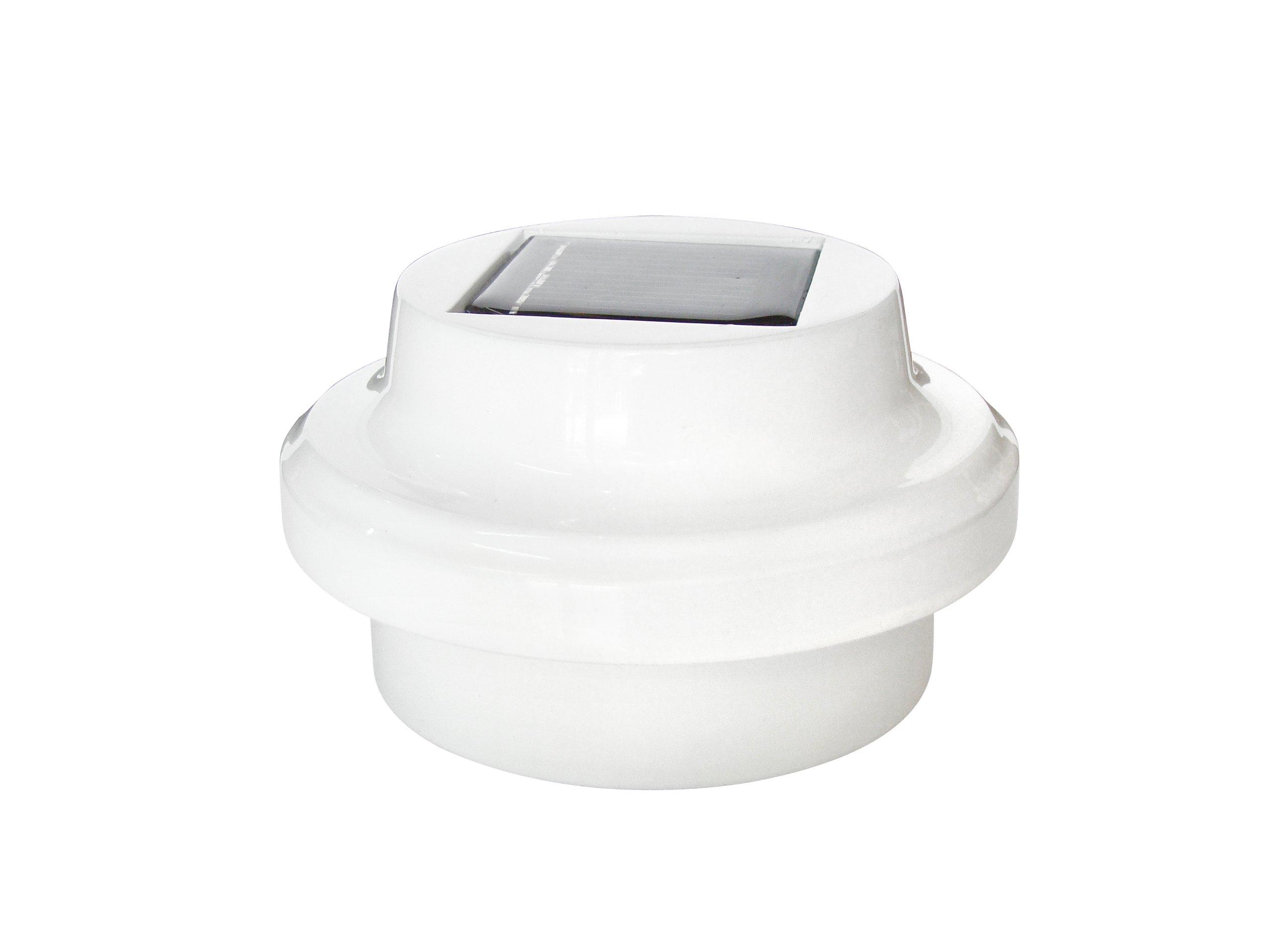 Pine Top Sales 511-0057/2 Mini Solar Gutter Light Set, 2-Pack