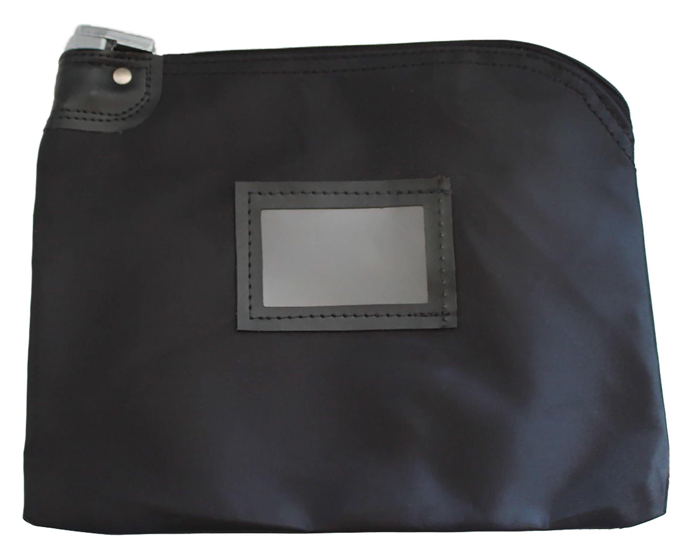 Locking Document Security HIPAA Bag 11 x 15 (Black)
