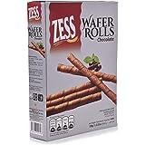 Zess Chocolate Wafer Rolls - 100 gm