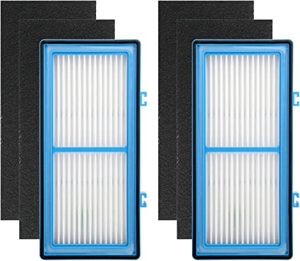 Replacement For Holmes HAPF30AT Filter For HAP9414//HAP9422 Air Purifier-2 Pack