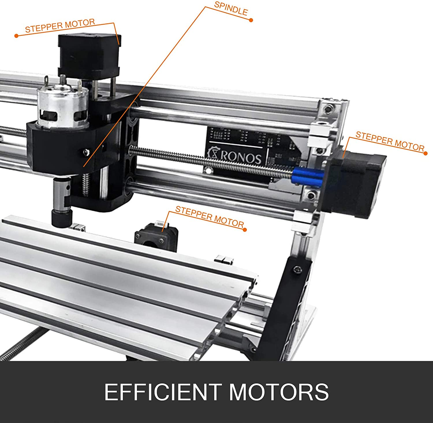 3 Axis CNC Router 3018 Engraver Injection Molding Material Milling GRBL Control
