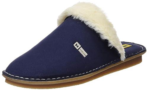 NORDIKAS Arizona, Zapatillas de Estar por casa con talón Abierto para Mujer: Amazon.es: Zapatos y complementos