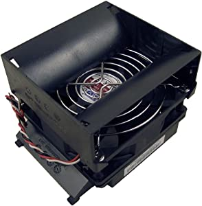IBM 45K2306 Lenovo ThinkServer TS140 TS200v TS130 Front Fan Assembly
