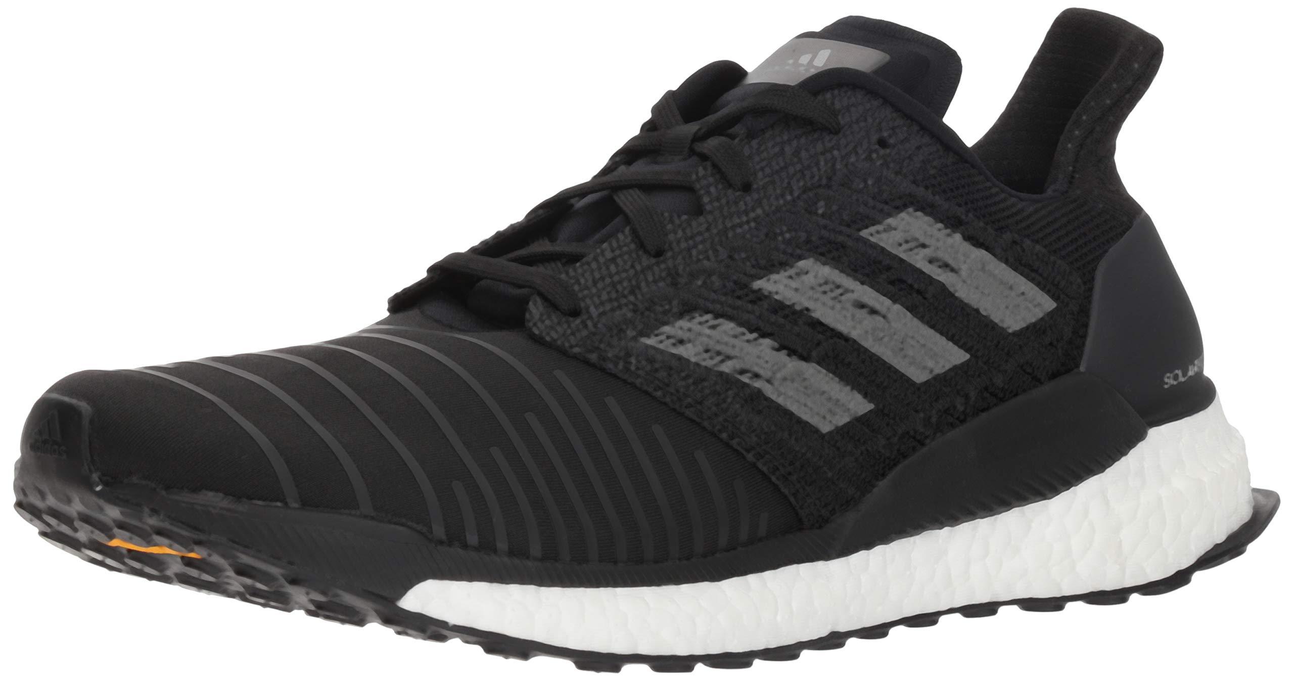 best website 2b437 56221 Galleon - Adidas Men s Solar Boost, Black Grey White, 11.5 M US