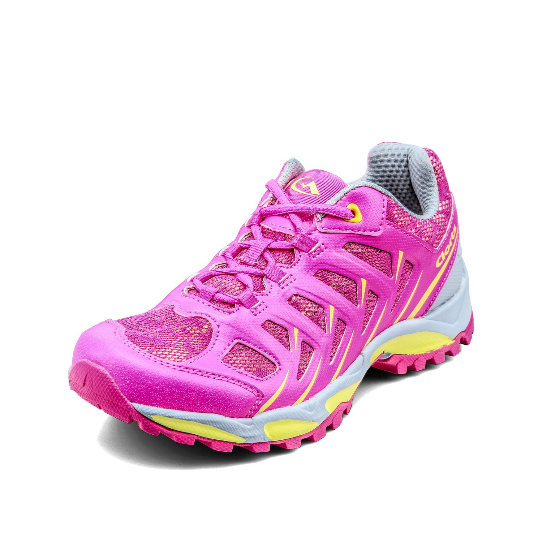 Clorts Women's Lightweight Hiking Shoe Outdoor Backpacking Shoes 3F021 B01E73M3Y6 8.5 B(M) US|Rose