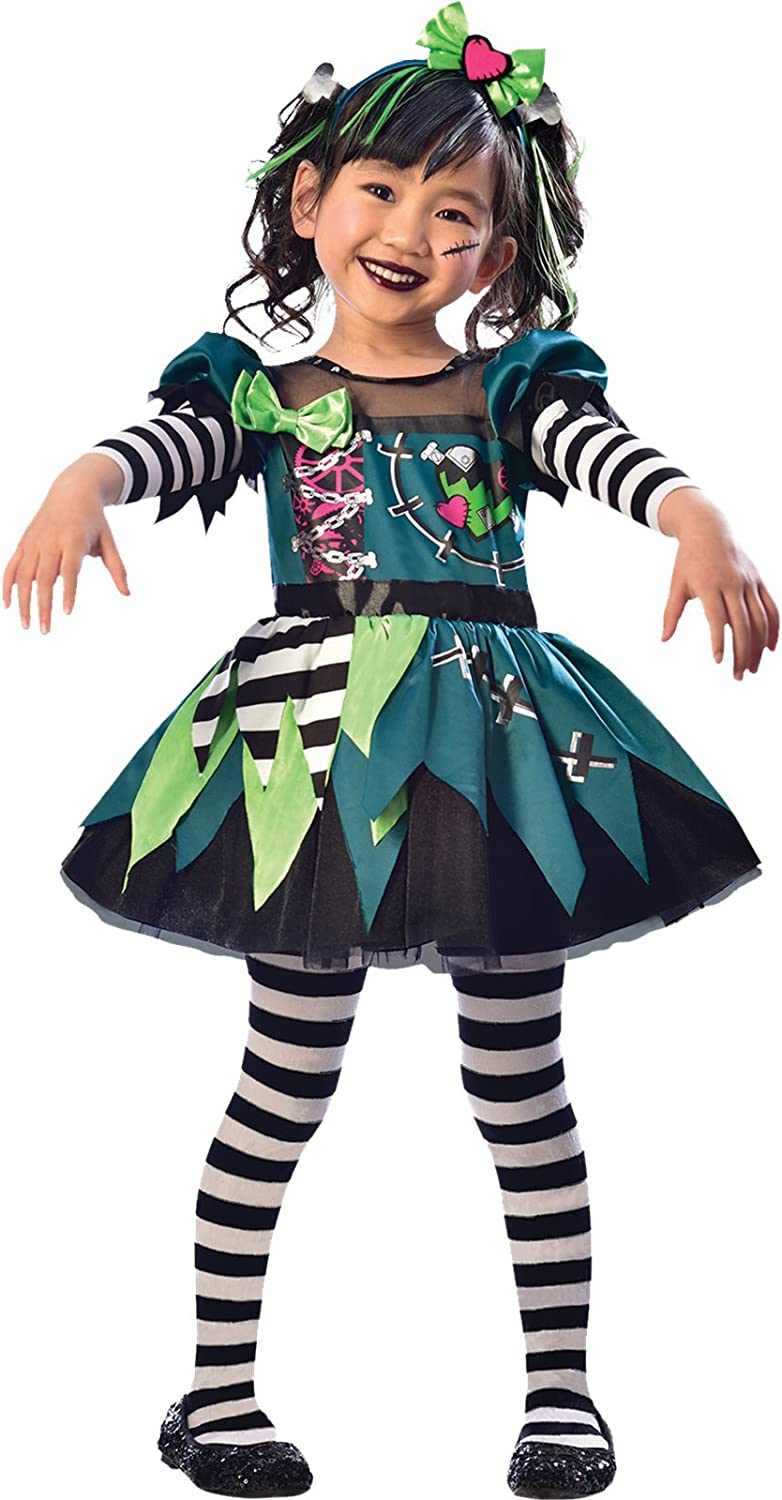 amscan Miss Costume-Age 4-6 Years-1 Pc Mini disfraz de la señorita ...