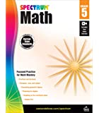 Spectrum | Math Workbook | 5th Grade, 160pgs